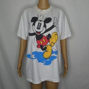 Disney Mickey & Co Vintage Mouse T Shirt Donnkenny